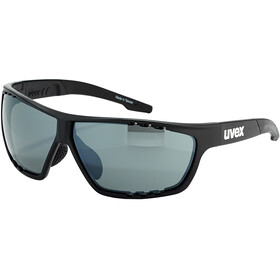 UVEX Sportstyle 706 Colorvision Glasses, black matt/urban